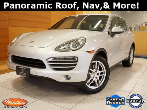 2013 Porsche Cayenne for sale in North Olmstead, OH