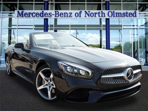 2018 Mercedes-Benz SL-Class for sale in North Olmstead, OH