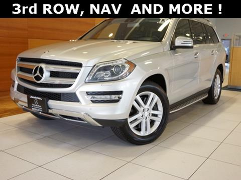 2013 Mercedes-Benz GL-Class for sale in North Olmstead, OH