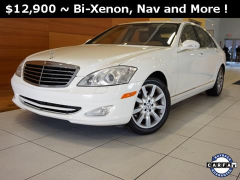 2007 Mercedes-Benz S-Class for sale in North Olmstead, OH