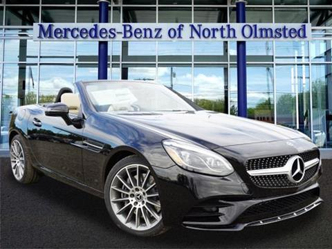 2018 Mercedes-Benz SLC for sale in North Olmstead, OH