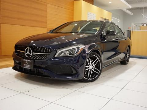 2017 Mercedes-Benz CLA for sale in North Olmstead, OH