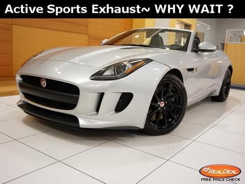 2016 Jaguar F-TYPE for sale in North Olmstead, OH