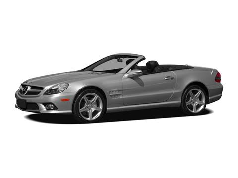 2009 Mercedes-Benz SL-Class for sale in North Olmstead, OH
