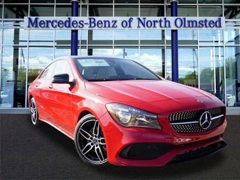 2018 Mercedes-Benz CLA for sale in North Olmstead, OH