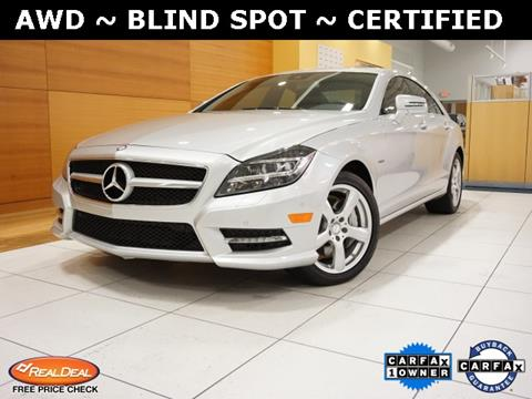 2012 Mercedes-Benz CLS for sale in North Olmstead, OH
