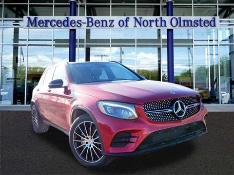 Mercedes benz glc for sale in ohio for Mercedes benz of north olmsted