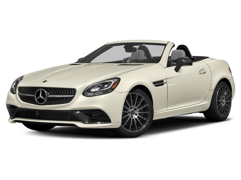 2018 Mercedes Benz SLC For Sale At Mercedes Benz Of North Olmsted In North