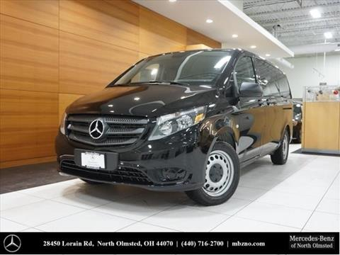 2019 Mercedes-Benz Metris for sale in North Olmstead, OH