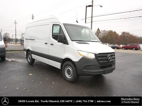 4a4d1614c5 2019 Mercedes-Benz Sprinter Cargo for sale in North Olmstead