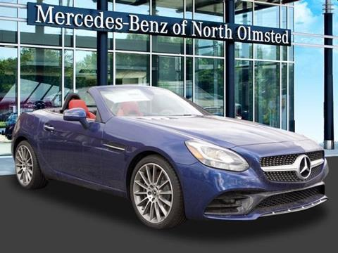 2019 Mercedes-Benz SLC for sale in North Olmstead, OH