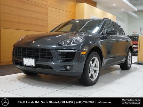 2018 Porsche Macan for sale in North Olmstead, OH