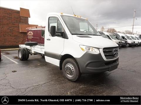 2019 Mercedes-Benz Sprinter Cab Chassis for sale in North Olmstead, OH