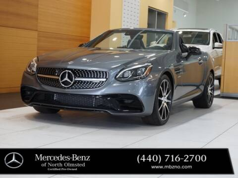 2019 Mercedes-Benz SLC for sale at Mercedes-Benz of North Olmsted in North Olmstead OH