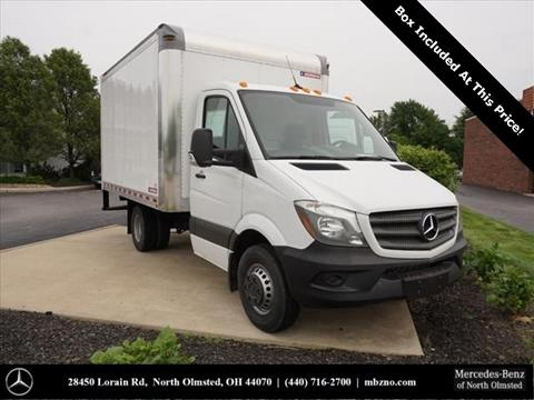 2018 Mercedes-Benz Sprinter Cab Chassis for sale in North Olmstead, OH