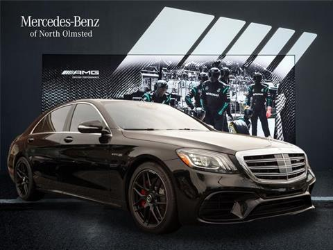 2019 Mercedes-Benz S-Class for sale in North Olmstead, OH