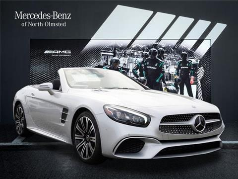2019 Mercedes-Benz SL-Class for sale in North Olmstead, OH
