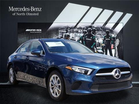 2019 Mercedes-Benz A-Class for sale in North Olmstead, OH