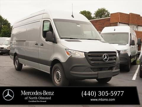 2019 Mercedes-Benz Sprinter Cargo for sale in North Olmstead, OH