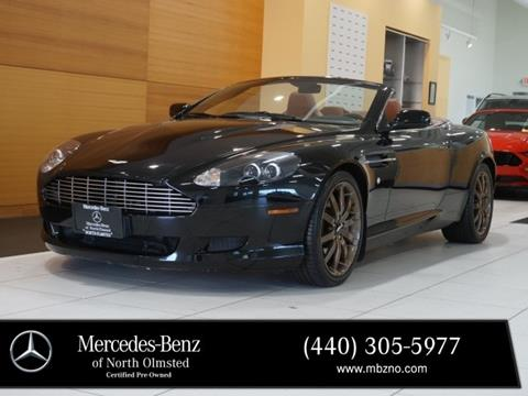 2006 Aston Martin DB9 for sale in North Olmstead, OH