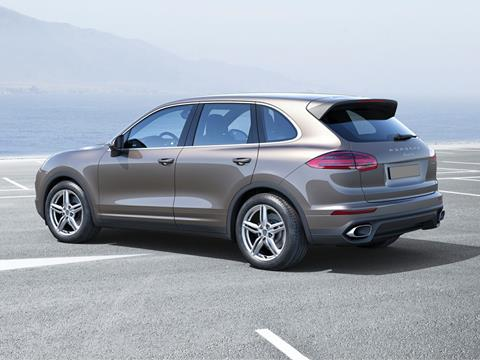 2016 Porsche Cayenne for sale in North Olmstead, OH