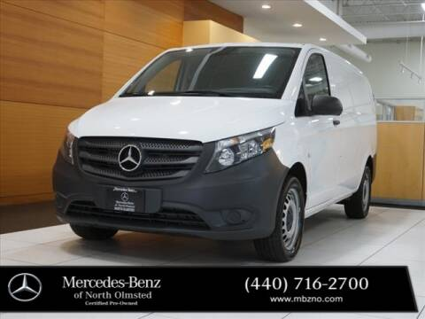 2018 Mercedes-Benz Metris for sale at Mercedes-Benz of North Olmsted in North Olmstead OH