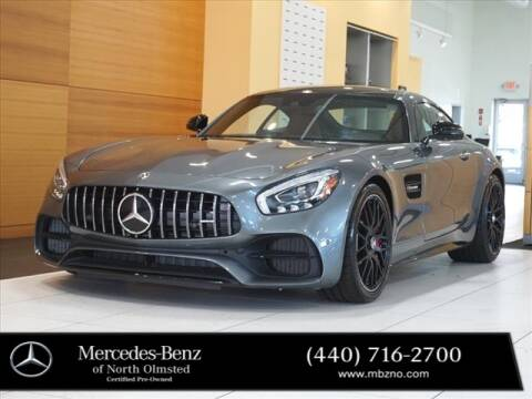 2019 Mercedes-Benz AMG GT for sale at Mercedes-Benz of North Olmsted in North Olmstead OH