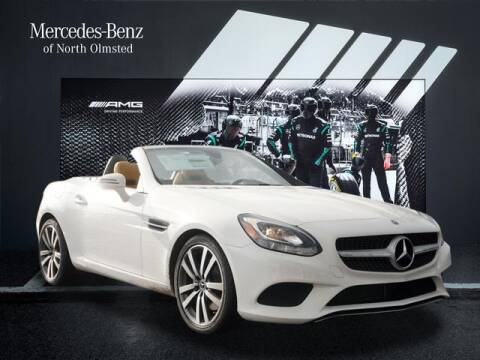 2020 Mercedes-Benz SLC for sale at Mercedes-Benz of North Olmsted in North Olmstead OH