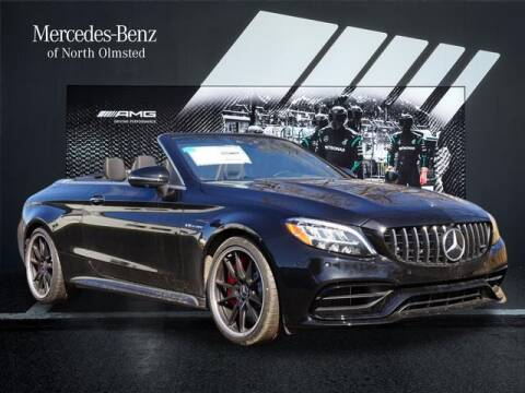 2020 Mercedes-Benz C-Class for sale at Mercedes-Benz of North Olmsted in North Olmstead OH
