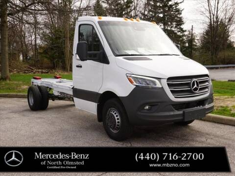 2019 Mercedes-Benz Sprinter Cab Chassis for sale at Mercedes-Benz of North Olmsted in North Olmstead OH