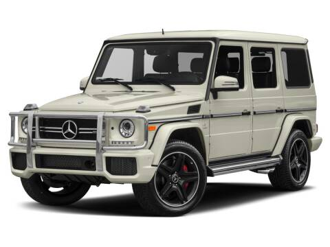 2018 Mercedes-Benz G-Class AMG G 63 for sale at Mercedes-Benz of North Olmsted in North Olmstead OH
