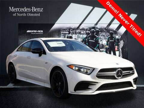 2020 Mercedes-Benz CLS for sale at Mercedes-Benz of North Olmsted in North Olmstead OH