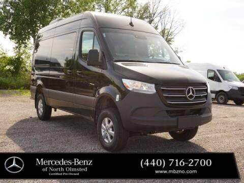 2020 Mercedes-Benz Sprinter Passenger for sale at Mercedes-Benz of North Olmsted in North Olmstead OH