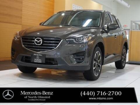 2016 Mazda CX-5 for sale at Mercedes-Benz of North Olmsted in North Olmstead OH
