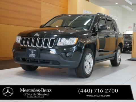 2011 Jeep Compass for sale at Mercedes-Benz of North Olmsted in North Olmstead OH