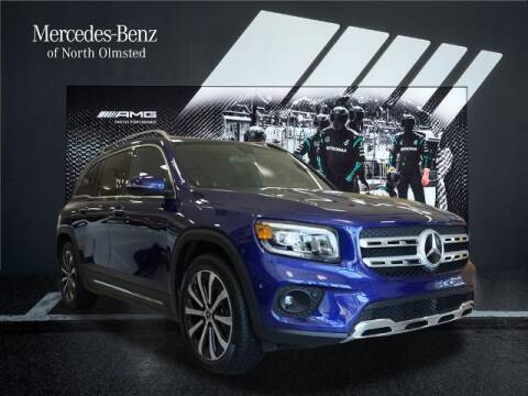 2020 Mercedes-Benz GLB for sale at Mercedes-Benz of North Olmsted in North Olmstead OH