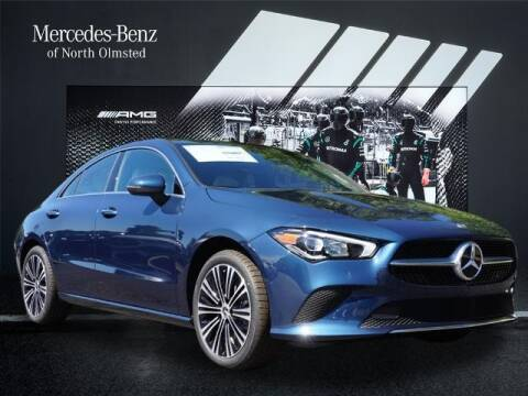 2021 Mercedes-Benz CLA for sale at Mercedes-Benz of North Olmsted in North Olmstead OH