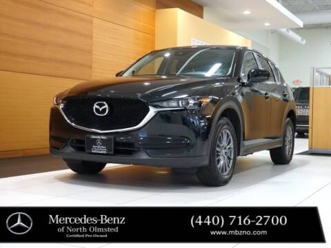 2017 Mazda CX-5 for sale at Mercedes-Benz of North Olmsted in North Olmstead OH