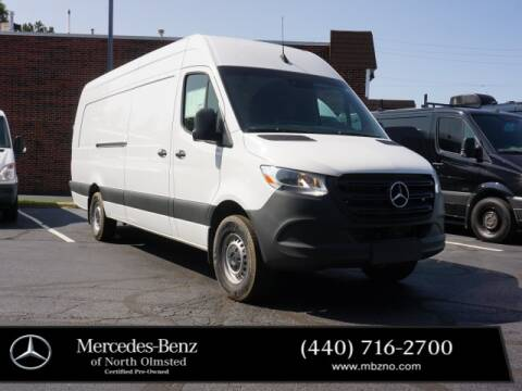 2020 Mercedes-Benz Sprinter Cargo for sale at Mercedes-Benz of North Olmsted in North Olmstead OH