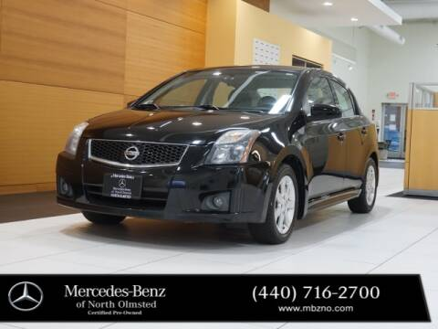 2011 Nissan Sentra for sale at Mercedes-Benz of North Olmsted in North Olmstead OH