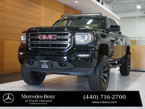 2018 GMC Sierra 1500 for sale at Mercedes-Benz of North Olmsted in North Olmstead OH
