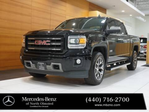 2015 GMC Sierra 1500 for sale at Mercedes-Benz of North Olmsted in North Olmstead OH
