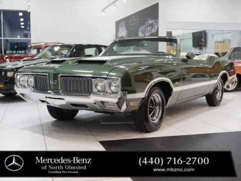 1970 Oldsmobile 442 for sale at Mercedes-Benz of North Olmsted in North Olmstead OH