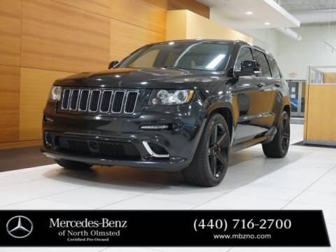 2012 Jeep Grand Cherokee for sale at Mercedes-Benz of North Olmsted in North Olmstead OH