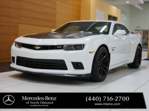 2015 Chevrolet Camaro for sale at Mercedes-Benz of North Olmsted in North Olmstead OH