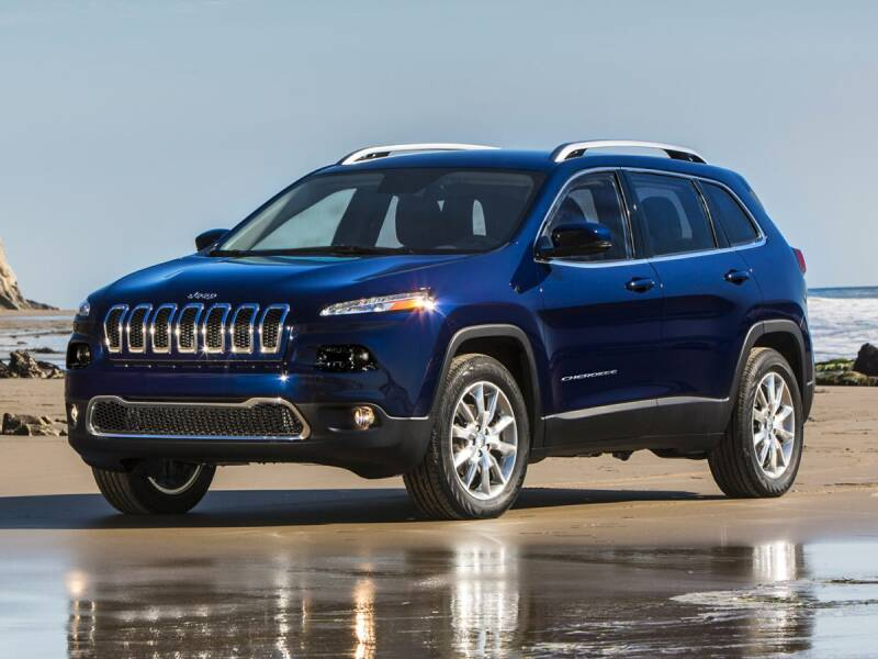 2015 Jeep Cherokee for sale at Mercedes-Benz of North Olmsted in North Olmstead OH