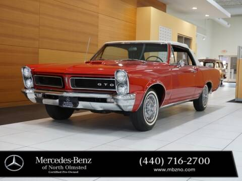 1965 Pontiac GTO for sale at Mercedes-Benz of North Olmsted in North Olmstead OH