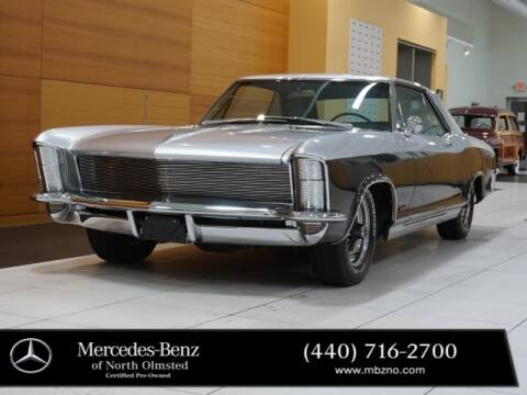 1965 Buick Riviera for sale at Mercedes-Benz of North Olmsted in North Olmstead OH