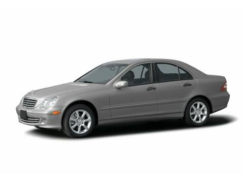 2006 Mercedes-Benz C-Class for sale at Mercedes-Benz of North Olmsted in North Olmstead OH