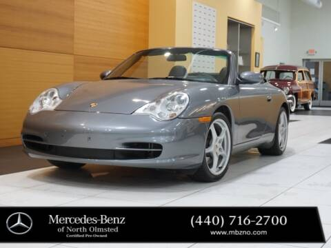 2004 Porsche 911 for sale at Mercedes-Benz of North Olmsted in North Olmstead OH